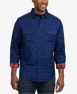 Quilted Shirt Shopstyle