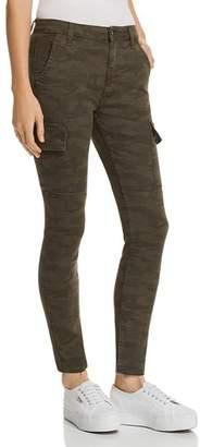Joe's Jeans Charlie Ankle Cargo Skinny Jeans in Camo