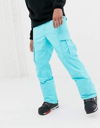 Billabong Transport Snow Pants in Blue