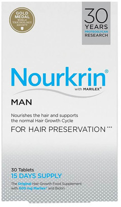 Nourkrin Man - 30 Tablets