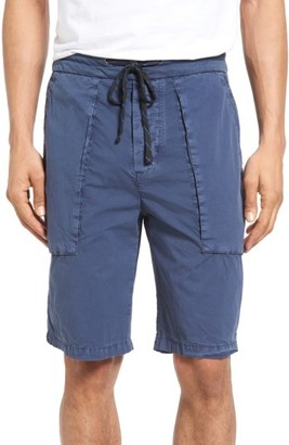 Men's James Perse Patch Pocket Shorts $175 thestylecure.com