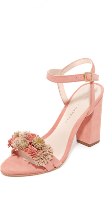 Loeffler Randall Layla Sandals $395 thestylecure.com
