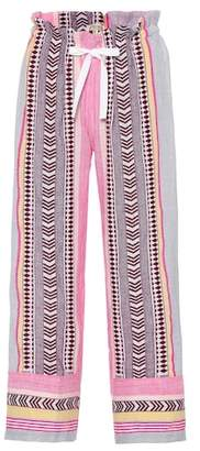 Lemlem Luchia cotton-blend pants