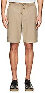 James Perse MEN'S COTTON CHINO SHORTS-BEIGE, TAN SIZE 1