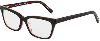 Eyebobs Meeooww Rectangle Acetate Optical Glasses