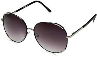 A. J. Morgan A.J. Morgan Women's Marnie Round Sunglasses