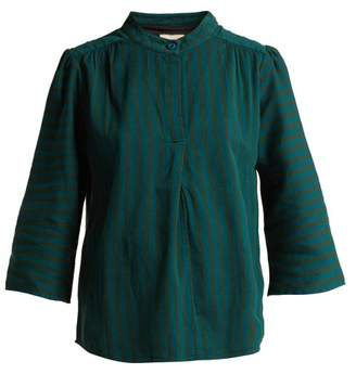 Ace & Jig - Katherine Cotton Top - Womens - Emerald