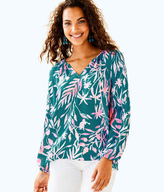Lilly Pulitzer Charleigh Top