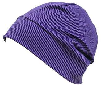 Firsthats Women's Cotton Beanie,Soft Sleep Cap for Hairloss, Cancer, Chemo