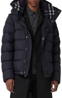 Burberry Men's Hartley 2-in-1 Puffer Coat