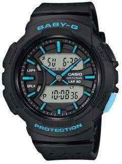 G-Shock Baby-G Analog and Digital Strap Watch