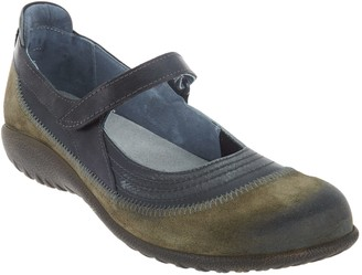 Naot Footwear Leather Adjustable Strap Mary Janes - Kirei