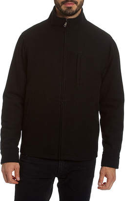 Excelled Leather Excelled Men's Comfort Stretch Water Resistant Lightweight Wool Blend Jacket - Big and Tall