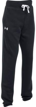 Under Armour Girls 7-16 Favorite Fleece Jogger Pants
