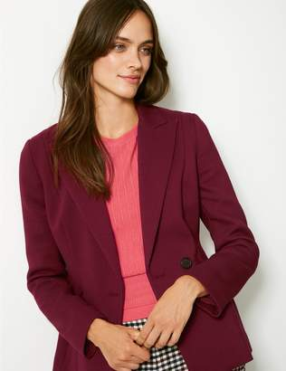 Marks and Spencer Single Breasted Blazer