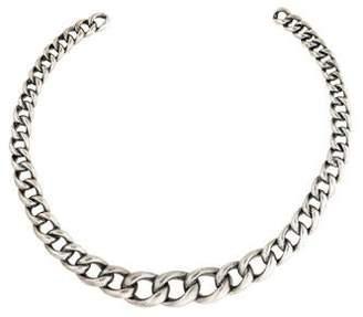 Tom Binns Still Life Chain Collar Necklace