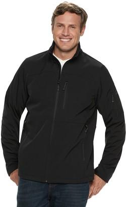 ZeroXposur Big & Tall Rocker Softshell Jacket