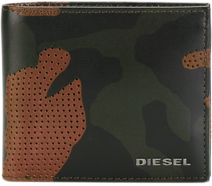 DieselDiesel Camouflage cardholder