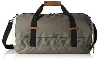 Invicta 406001701 Duffle, Unisex Adults' Top-Handle Bag, Verde (Militare), 30x30x50 cm (W x H L)