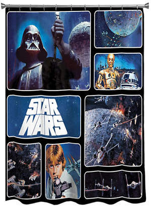 Star Wars MON TEX Classic Shower Curtain Panel