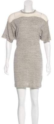 Isabel Marant Short Sleeve Knit Dress