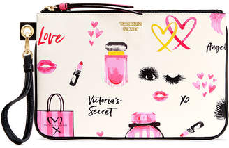 Victoria's Secret Victorias Secret Night Out Wristlet