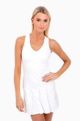 Boast Henley Pleated Tennis Dress