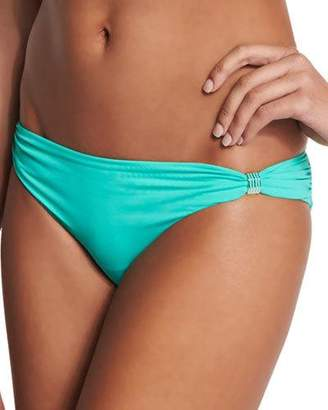 Lazul Maia Solid Swim Bottom, Casale $41 thestylecure.com