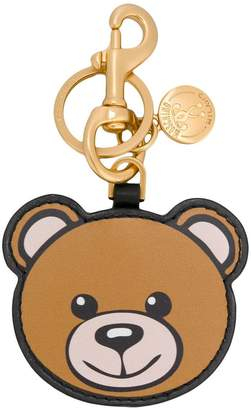 Moschino Toy bear key chain