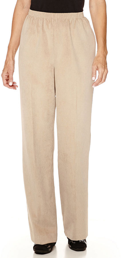 Alfred dunner corduroy pants shopstyle for Alfred dunner wedding dresses