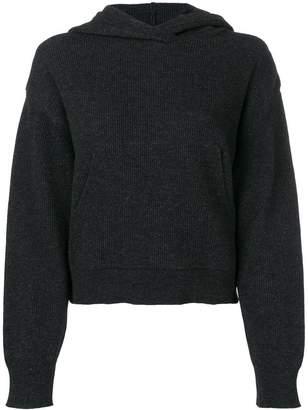 Nanushka hooded jumper
