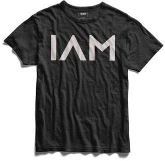 Todd Snyder IAMWILD® Back Graphic Tee In Black