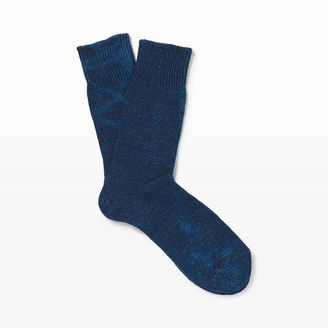 Club Monaco Anonymous Ism Indigo Sock