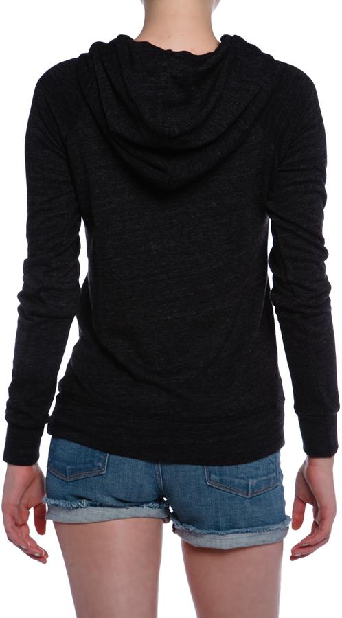 SUNDRY Pullover Hoodie Sweatshirt