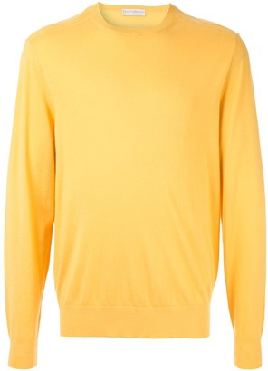 Gieves & Hawkes crew neck jumper