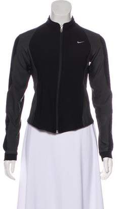 Nike Long Sleeve Zip-Up Jacket