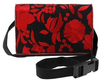 Mary Frances Floral Print Belt Bag