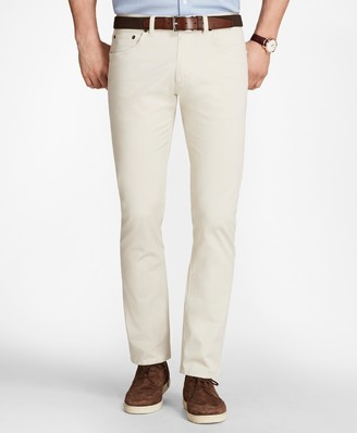Brooks Brothers Five-Pocket Selvedge Twill Pants