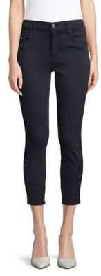 J Brand Suvi Photo Ready Cropped Skinny Jeans