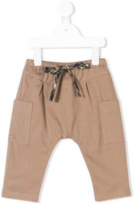 tMumofsix dropped crotch trousers