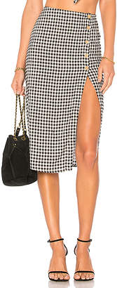 Privacy Please Burbank Skirt