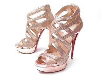 Christian Louboutin Cloth sandals