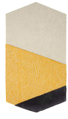 "Portego Multicolor Wool Rug ""OCI LEFT"""