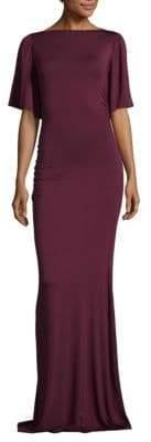 Rachel Pally Reanna Solid Sheath Gown