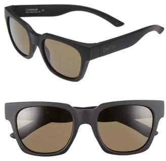 Smith 'Comstock' 52mm Rectangular Sunglasses