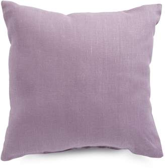 Distinctly Home Lily Square Linen Cushion