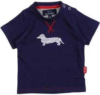 Harmont & Blaine T-shirts - Item 12153093NG