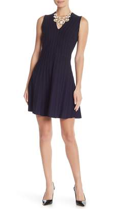 Kate Spade Textured A-Line Sweater Dress