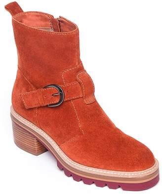 Bernardo Leather Moto Boots - Scout