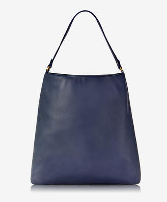 GiGi New York Harlow Hobo, Black Napa Luxe